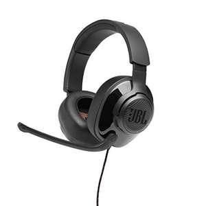 JBL Quantum 200 Over-Ear Gaming Headset (3,5mm Klinke, PC-Splitter)