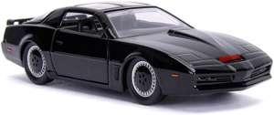 Jada Toys Knight Rider K.I.T.T. - 1982 Pontiac Trans AM Modellauto für 8,79€ (Amazon Prime)