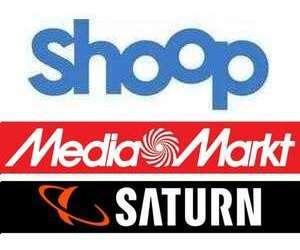 [Shoop] Media Markt & Saturn 2% Cashback + 10€ Shoop-Gutschein ab 199€ MBW