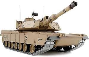 Heng Long RC 1/16 M1 A2 Abrams (sand)