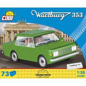 Cobi Youngtimer Collection - Wartburg 353 (24542) für 7€ (Saturn Abholung)