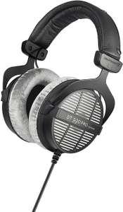Beyerdynamic DT 990 PRO 250 Ohm - Over-Ear-Studiokopfhörer (5 - 35.000 Hz, 3m Spiralkabel, offen, dynamisch)
