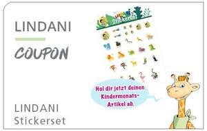 [LINDA Apotheken] Für Kinder im September kostenloses Stickerset abholen