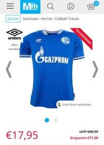 Schalke 04 umbro Trikot 2020/2021 S - XL