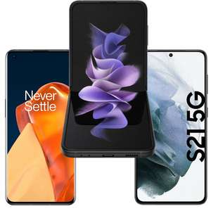 o2 Free L Boost für mtl. 35,99€ (120GB LTE 5G, o2 Connect) mit Samsung Galaxy S21 47€ ZZ I Galaxy Z Flip3 97€ ZZ I OnePlus 9 Pro 127€ ZZ