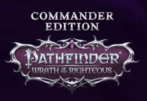 Pathfinder: Wrath of the Righteous - Commander Edition für 59,31 [Gamesplanet US] [STEAM]