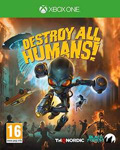 Destroy all Humans! (Xbox One) für 14,74€ (Amazon FR)
