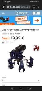 GJS Robot Geio Gaming-Roboter 169,99 € 88 % Rabatt