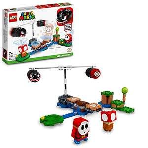 LEGO Super Mario - Riesen-Kugelwillis Erweiterungsset (71366) für 14,99€ (Amazon Prime)