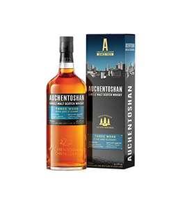 (Spar-Abo) Auchentoshan Three Wood Single Malt Scotch Whisky, 43% Vol, 1 x 0,7l