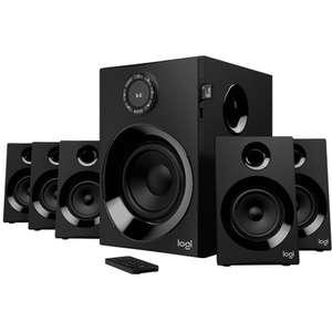 [conrad] Logitech Z607 5.1 PC-Lautsprecher Bluetooth®, Kabelgebunden 80 W Schwarz