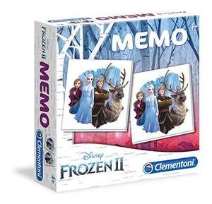 Clementoni - Memo Game Frozen 2 für 5€ (Amazon Prime)