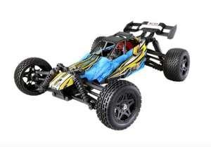 Reely CORE Z 4-farbig Brushed 1:10 XS RC Modellauto Elektro Buggy ( Allradantrieb (4WD) RtR 2,4GHz inkl. Akku und Ladekabel )