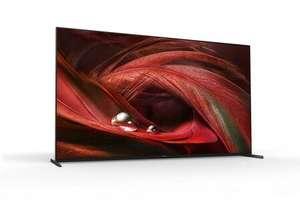 Sony XR85X95J Full Array LED TV (85 Zoll (215 cm), 4K UHD, Smart TV, Sprachsteuerung (Alexa, Google Assistant), HDMI 2.1 Model 2021