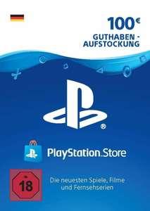 100€ PlayStation Store Guthaben für 79€ (PSN Deutschland, Faktor 0.79)