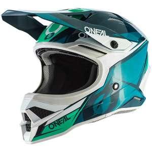 O'NEAL Motocrosshelm 3SRS Stardust, Farbe Türkis-Minze, Größen XS,S,L,XL,2XL für 49,99€, M 59,99€ [SAM's]