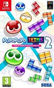 Gamestop Offline Puyo Puyo Tetris 2 Nintendo Switch