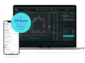 25 Euro Eröffnungsprämie von Börse Stuttgart Digital Exchange für Neukunden bei Eröffnung eines Kontos