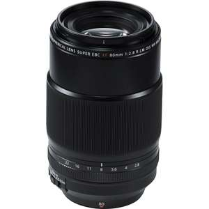 Fujifilm Fujinon XF 80mm F2,8 Objektiv