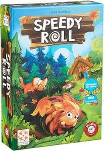 Brettspiel Speedy Roll - Piatnik 7168 | Kinderspiel des Jahres 2020