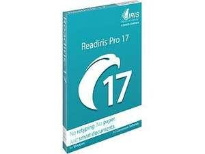 [pearl] Readiris Pro 17 - OCR-Software für Windows