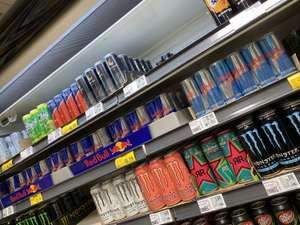 [Lokal | Viernheim im Knupfer] Red Bull Energy Drink - verschiedene Sorten 0,79 €(+ 25 cent Pfand)
