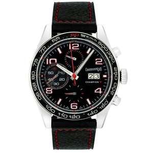 Eberhard & Co Champion V Grand Date Chronograph Automatikuhr Herren 31064.3 R (43mm, 38 Stunden Gangreserve, Swiss Made)