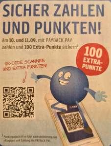 PENNY - 100 Extra-Punkte beim Bezahlen mit Payback Pay am - Mindestumsatz 2€ gültig + 15fache Punkte on top möglich