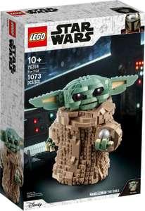 LEGO Star Wars 75318 The Child mit Kundenkarte und Codeanwendung