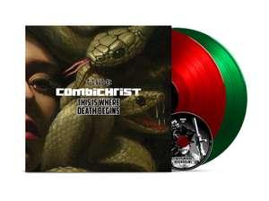 Combichrist - farbige DoppelLP + BonusCD (Limited)