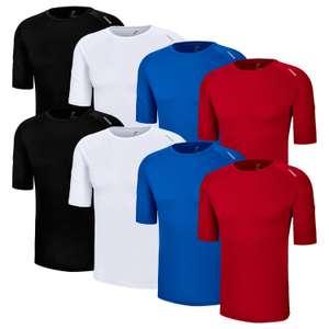 Reusch Funktionsshirts Basic 8er Pack (5,62€ pro Stück)