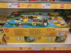 Lego Creator 3in1 Hausboot 31093