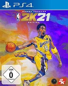 Amazonangebot: NBA 2K21 Legend Edition PlayStation 4