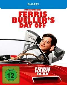 Ferris macht blau Limited Steelbook Edition (Blu-ray) für 15,99€ (Amazon Prime & Saturn Abholung)