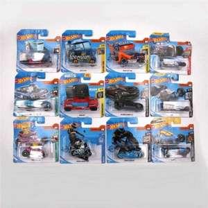 Hot Wheels Spielzeugautos einzeln oder im Karton a 72 Stück