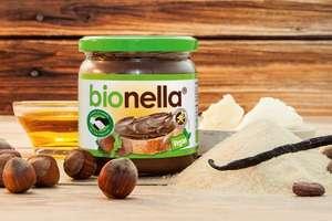 [Kaufland Do-Mi] Bionella vegane Bio Nuss-Nougat-Creme 400g für 3,33€