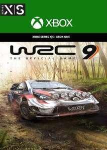 WRC 9 FIA World Rally Championship (Xbox One/Xbox Series X|S) für 3,49€ (CDkeys VPN UK)