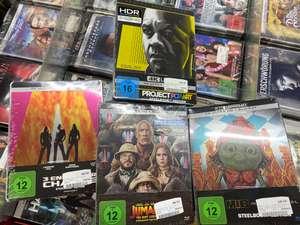 [Lokal] 4K ULTRA HD Blu-Ray Steelbook's für je 9,99€ im Media Markt Weilheim