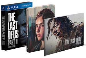 PS4 - The last of us Part II - Special Edition (Abholung, sonst VSK von 4,99€)