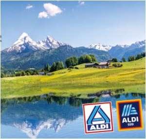 Gutschein für einen Kurzurlaub in Bayern, 2 Personen, 3 Übernachtungen für 199 Euro [ Aldi / Berge & Meer ]