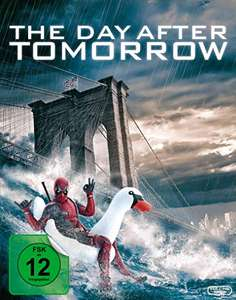 The Day after Tomorrow - Deadpool Photobomb Edition - Blu-ray