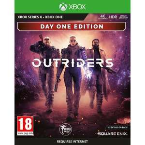 Outriders Day One Edition (Xbox One) für 22,86€ (cdiscount)