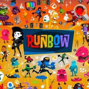 Runbow (Switch) für 2,99€ oder für 2,33€ NOR (eShop)