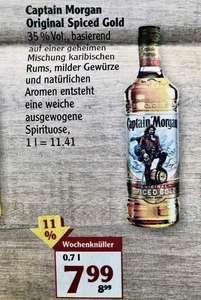 Lokal Essen (Ruhrpott)? Captain Morgan 0,7 Spiced Gold