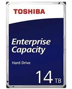 "Toshiba MG07ACA 14 TB, Festplatte (SATA 6 Gb/s, 3,5"") für 265,99 inkl. Versand"