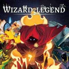 Wizard of Legend (Switch) für 6,39€ oder für 4,94€ ZAF (eShop)