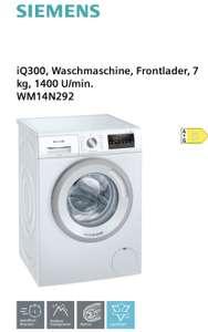 Siemens, iQ300, Waschmaschine, Frontlader, 7 kg, 1400 U/min. WM14N292 [lokal-Rheinbach]