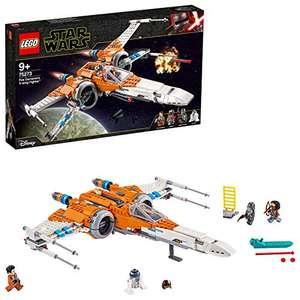 LEGO Star Wars - Poe Damerons X-Wing Starfighter (75273) für 58,02€ (Amazon ES)