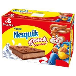 [Kaufland Do-Mi] Nesquik Snack mit Couponplatz.de Coupon für 1,29€