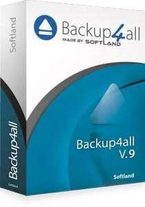 (PC) Softland Backup4All Lite Version 9 Kostenlose Vollversion